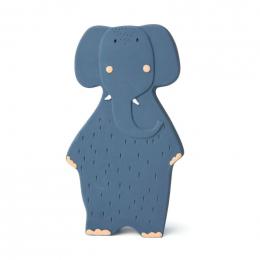 Natuurlijk rubber speeltje - Mrs. elephant