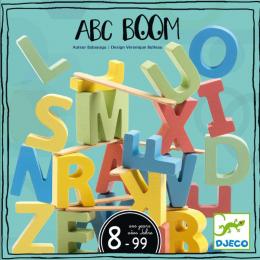 Spelletje - ABC Boom