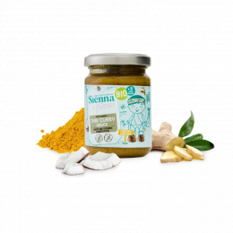 Sauce Thai Curry Bio - 130 g - à partir de 8 mois