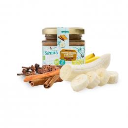 Préparation aux fruits Bio - Banane façon pain d'épice - à partir de 3 ans