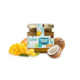 Préparation aux fruits Bio - Mangue et coco - à partir de 3 ans
