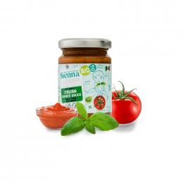 Bio Italiaanse veggiesaus - 130 g