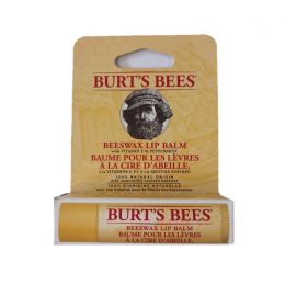 Baume à lèvres à la cire d'abeilles - 4,25 g