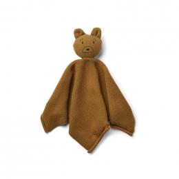 Milo knuffeldoekje - Mr bear golden caramel