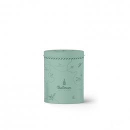 Teatower grijs blauwe doos 20 g