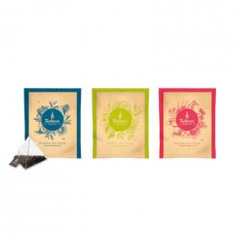 Box met 25 verschillende soorten thee - BIO